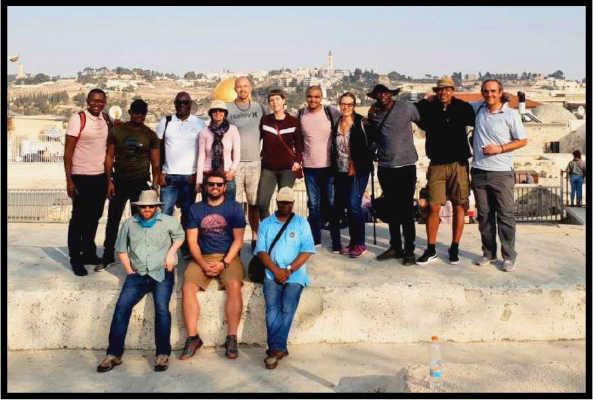 Journalists' trip to Israel, 2019