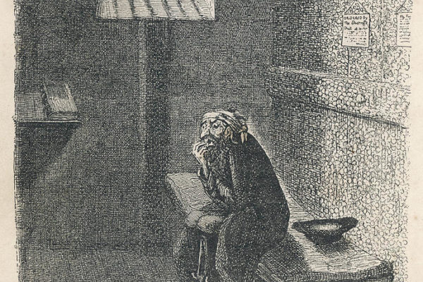 Fagin In The Condemned Cell