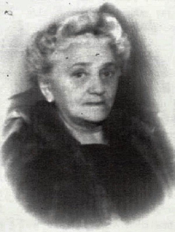 Sophia Newstead, 1883-1979