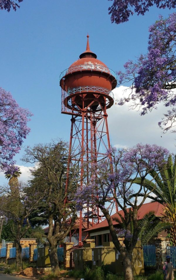 Yeoville water tower (Heritage Portal)