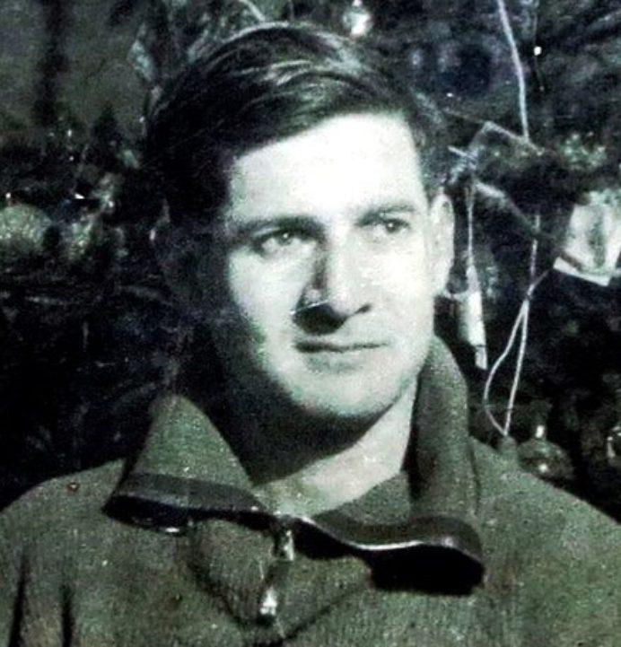 Joseph Glazer In Moscow 1930S2